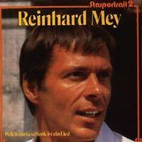 "REINHARD MEY ""STARPORTRAIT II"" 2 CD NEUWARE"