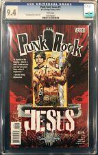 SEAN MURPHY PUNK ROCK JESUS 2 CGC SS 9.4 BATMAN CURSE OF THE WHITE KNIGHT
