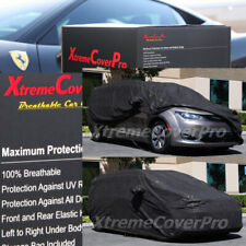 2016 2017 2018 2019 CHRYSLER PACIFICA BREATHABLE CAR COVER W/MIRROR POCKET BLACK