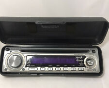 Kenwood KDC-MP228 FACEPLATE ONLY Detachable Face Radio Receiver W/ Case As Is