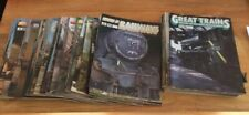 More details for history of railways magazine part 1 to 48 and great trains sequel part 1 to 24