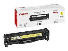 Canon 2659b002 Toner 718 Yellow