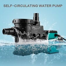 Poolpumpe Filterpumpe 5-14,5m³/h Schwimmbadpumpe Poolfilter Umwälzpumpe Pumpe