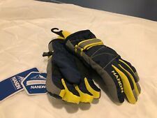 Azarxis Kids Winter Gloves, Cold Weather Windproof Thermal Gloves for Boys (M)