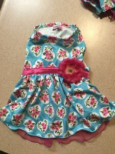 Lulupink Dog Dress Size: S Color: Pink / Brand NEW without Tag