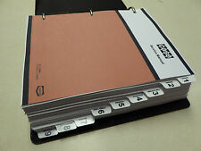 Case 584C/585C/586C Forklift Service Manual Repair Shop Book NEW with Binder