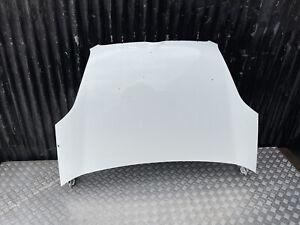VAUXHALL COMBO FIAT DOBLO BONNET WHITE 2012-2017