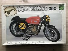 Protar 1/9 Matchless G50 181 metal parts ALL BAGS FACTORY SEALED good decals