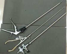 Laparoscopy Clip Applicatorsuction Tube And Needle Holder