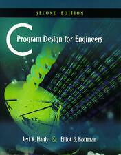 C Program Design for Engineers by Jeri R. Hanly, Elliot B. Koffman...