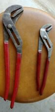 """Blue-Point Tools 16"""" & 12"""" Channellock Pliers CHN 460 & CHN440"""