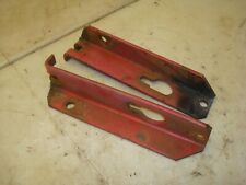 1941 Farmall H Tractor Hitch Support Angle Brackets