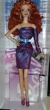 2014 The barbie look City Shine Purple dress NRFB