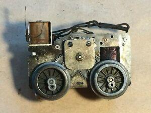 ORIGINAL RARE 262E NICKEL TRIM MODEL PREWAR LIONEL TRAIN OEM STEAM ENGINE MOTOR