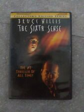 The Sixth Sense Dvd Movie Collector's Edition Series Perfect for Halloween