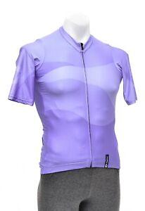 Black Sheep Essentials Short Sleeve Road Bike Jersey Men MEDIUM Purple Gravel