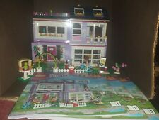 (265) LEGO Friends 41095 Emma's House Complete Instructions