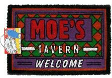 Official The Simpsons Moes Tavern Door Mat Novelty Door Mat Multicoloured