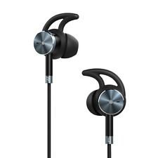 TaoTronics Active Noise Cancelling In Ear Earphones -Additional Ear-buds & Hooks