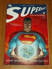 SUPERMAN ALL STAR VOL 2 MORRISON QUITELEY GRANT DC COMICS < 9781401218607