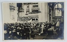 1935 George V and Queen Mary Silver Jubilee Tuck's Real Photograph Postcard