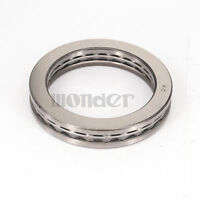 51112 60 x 85 x 17mm Axial Ball Thrust Bearing (2 Steel Races + 1 Cage) ABEC-1