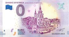 BANSKA BYSTRICA - SOUVENIR BILJET 0 EURO,SLOVAKIA -2018/1-UNC(SB110)