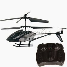Helicopter Remote Control Aircraft Plane Toy Kids Child Present Educational Gift