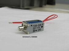 Tipo de tracción 12V DC SDO0421L1290000 Solenoide Bastidor Abierto