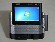 Sony Vaio VGN UX90PS Ux Micro Pc Umpc Intel 1.20GHZ 30gb 512MB WIN7 Dock & Étui