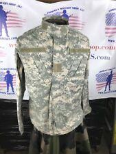 Army Combat Uniform Coat, ACU  SMALL SHORT 8415-01-519-8502 EUC