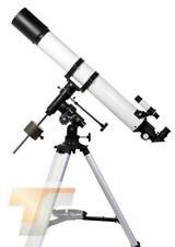 Einsteiger Teleskop Fernrohr TS R 80/900 EQ mit viel Zubehör, Starscope809