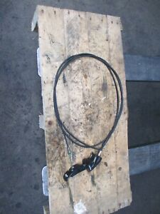 Toyota Supra MKIV 2jzgte OEM boot and tank cable