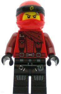 LEGO Ninjago Minifigure Kai (Dragon Masters) - Hunted (70647) (Genuine)