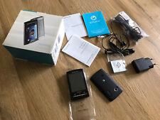 Sony Ericsson  Xperia X10 mini pro U20i - Schwarz (Ohne Simlock) Smartphone