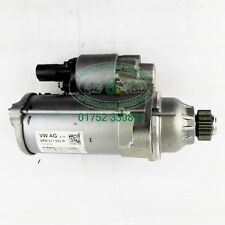 VW BEETLE 1.2 1.4 TSI ORIGINAL EQUIPMENT STARTER MOTOR S2734