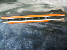 Caisse coque WAGON INTERMEDIAIRE CL2 TGV SUD EST ORANGE LIMA HO hull case rumpt
