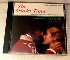 The Scarlet Tunic/ Soundtrack/ John Scott ( Jscd 125) CD