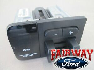 2008 Super Duty F-250 F-350 F-450 OEM Ford In-Dash Trailer Brake Control Module