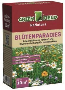 Blütenparadies Saatgutmischung für Nutzinsekten 250 g Samen