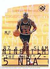 Michael Jordan 1997-98 UD3 MJ3 Upper Deck #MJ3-1  Chicago Bulls
