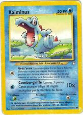 Pokémon n° 81/111 - KAIMINUS - 50PV