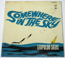 Philippines LEOPOLDO SILOS Somewhere In The Sky SEALED OPM LP Record