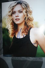 HILARIE BURTON signed 8x10 inch photo DC/COA/HOLO ONE TREE HILL
