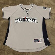 b5fe3cd15be 2008 MLB Authentic Majestic National League baseball jersey - Size Youth  Medium