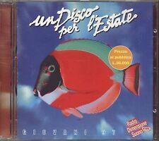 Un disco per l'estate - Giovani 97 - TAGLIA 42 STATUTO KAIGO CD 1997 NEAR MINT