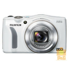 NEW BOXED FUJIFILM FINEPIX F750EXR F750 EXR 16MP DIGITAL CAMERA / WHITE