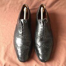Vintage New & Lingwood Incorporating Poulsen, Skone & Co Men's Shoes UK Size 7.5