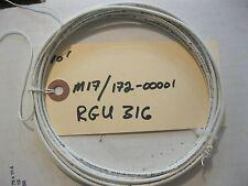 RGU 316 M17/172-00001 COAX PTFE THERMAX 50OHM 10/FT.