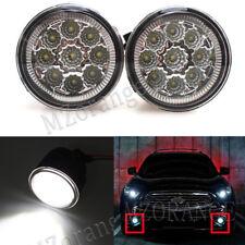 2X LED Front Bumper Fog Driving Light Lamp For Nissan Infiniti G EX FX 37 25 Q60